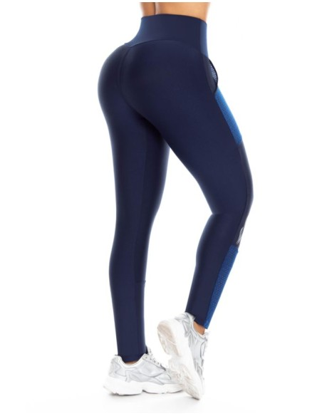 malla deportiva azul trasera de1086